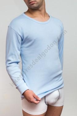 Camiseta manga larga hombre...