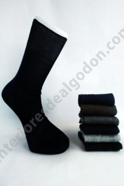 Pack 6 pares Calcetines de...